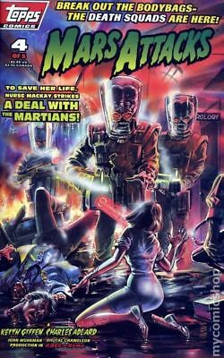 Mars Attacks (1994 Topps 1st Series) #4 VF