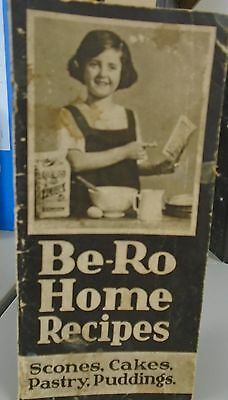 Original Bero Home Baking & Recipes Book