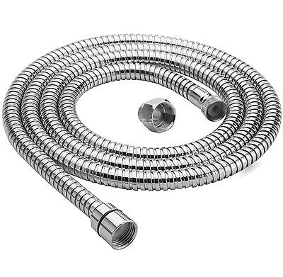 Replacement Pull Through 2M Shower Hose for Bath Mounted Pull Out Hand Shower