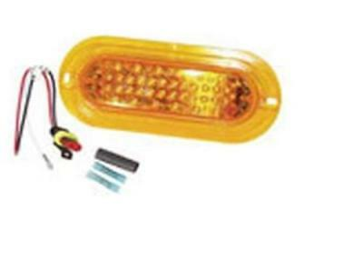 Truck-Lite 81167 Super-60 36-LED Intergral Strobe Lamp #60201Y, Yellow