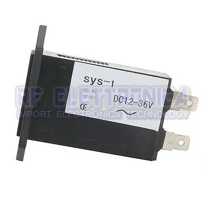 CLEARANCE PRICE SYS Electronic Accumulating Cumulative Timer DC12-36V