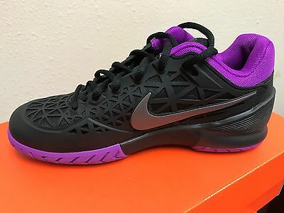 Nike Women's Zoom Cage 2 Tennis Shoe Style #705260 045