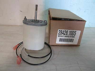 "*BRAND NEW IN BOX* ""BUNN"" OEM PART# 28428.1005 MOTOR AY, WHIPPER w/TERMS 120V"