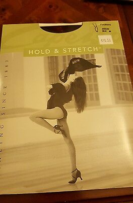 Capezio #N140 Hold and Stretch Black Footless Size Medium ( Price for 2 )