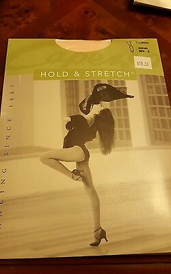 Capezio #N140 Hold and Stretch Pink Footless Size Small ( Price for 2 )