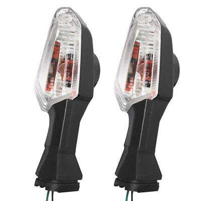 Clear Lens Motorcycle Turn Signal Light Indicator Lamp for Kawasaki Ninja300