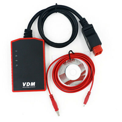 VDM Car Diagnostic Tool Full System Scanner for Window/Android V3.9 WiFi