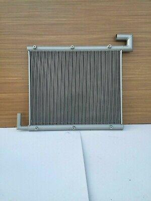New Aluminum Hydraulic Oil Cooler for John Deere 490E Excavator ,FREE SHIP,NEW