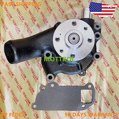 WATER PUMP FOR HITACHI ZAX120 ZAX110 ZAX130 EXCAVATOR with ISUZU 4BG1, 4BG1T