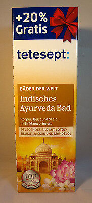 Tetesept Indisches Ayurveda Bad 2 X 150ml