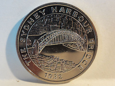 Australia - A Bicentennial Medal Collection - 'The Sydney Harbour Bridge 1932'