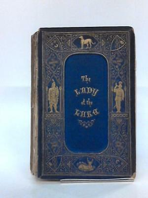 The Lady of the Lake Book (Sir walter scott - 1853) (ID:91204)