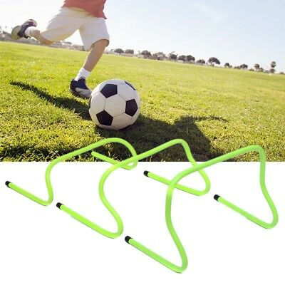 Sports Agility Speed Training Hurdles Soccer Football 3 Height Size 15/23/30cm