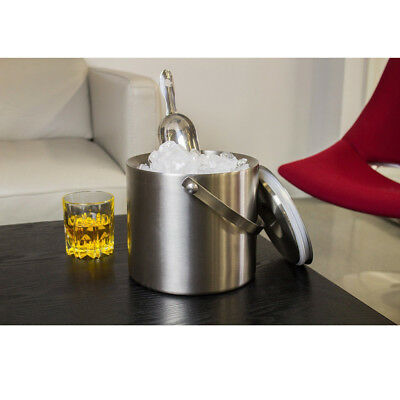 Ice Bucket Champagne Wine Drinks Beer Ice Cooler Bar Party Supplies 2L