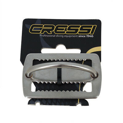 Cressi Weight Keeper With D Ring 3 Units