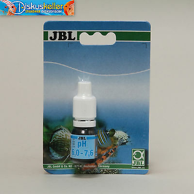 JBL PH 6,0 - 7,6 test recharge / Test de l'eau / 80 MESURES