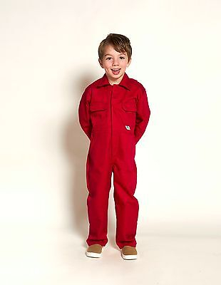 Toddler Kids Coveralls (Boiler Suit)