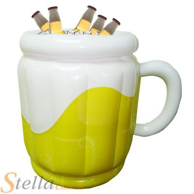 Inflatable Beer Drinks Cooler Ice Bucket Oktoberfest Party