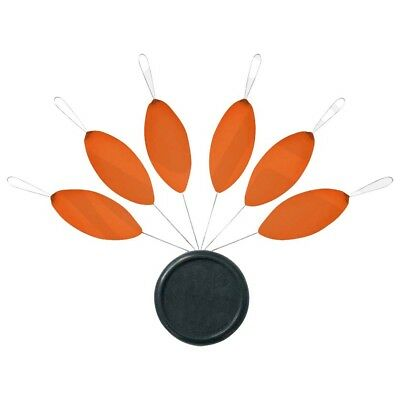 Sunset Blister Float Oval Perlas y stoppers