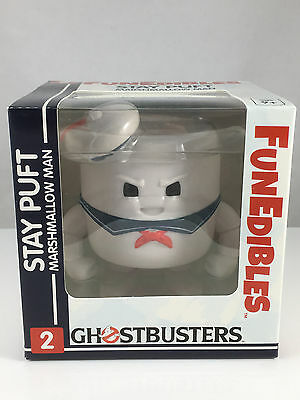 FunEdibles #2 Stay Puft Marshmallow Man Vinyl Figure Ghostbusters USAopoloy NIB