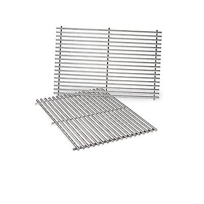 Weber Factory Stainless Steel Cooking Grates for Genesis 300 Series Grills 7528