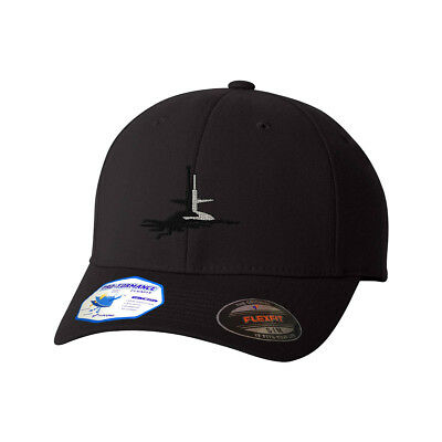 Submarine Military Style 1 Flexfit® Pro-Formance® Embroidered Cap Hat