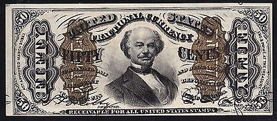 US 50c Fractional Currency FR 1339 Ch CU