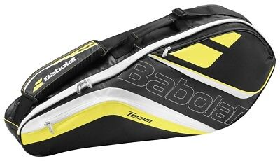 Babolat Racket Holder 3r Team Line 3 Rackets Yellow
