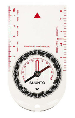 Suunto A 10 Nh Compass One Size Grey