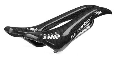Selle Smp Full Carbon 263 x 129 mm Black