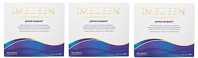 3x Imedeen Prime Renewal 120 Tablets
