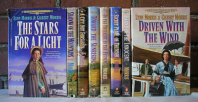 Complete Cheney Duvall MD Series Lot 8 Lynn Gilbert Morris Christian Inspiration