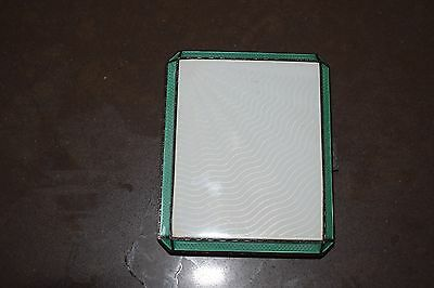 silver cigarette case art deco?
