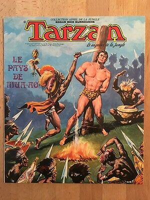 TARZAN - Hogarth -  Sagédition - 1978 - NEUF