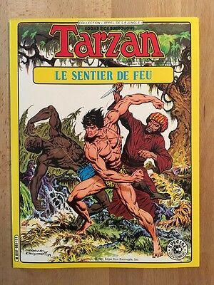 TARZAN - Brocal Remohi -  Sagédition - 1980 - NEUF