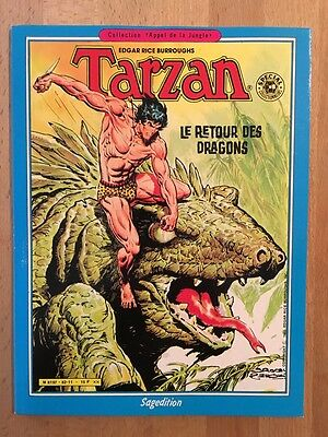 TARZAN - Brocal Remohi -  Sagédition - 1982 - NEUF