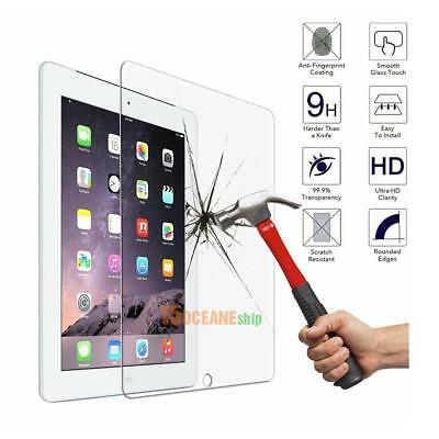 """9H Premium Tempered Glass Screen Protector for Apple iPad PRO 9.7/10.5/12.9"""" lot"""
