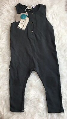ZARA Baby Boy Capsule Collection Romper/ All In One. Age 18-24 Months. BNWT