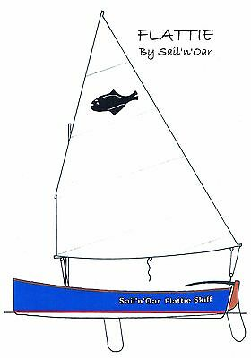 Sailing Dinghy Plans and Builders Manual NOW £10 OFF