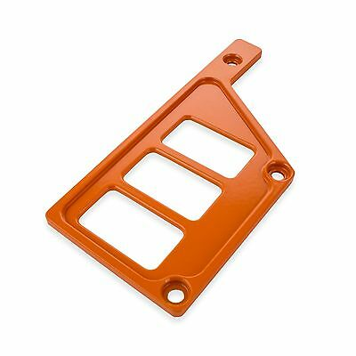 Orange Left Side Dash Panel 3 Switch Polaris RZR XP 1000 XP1K XP4 Turbo