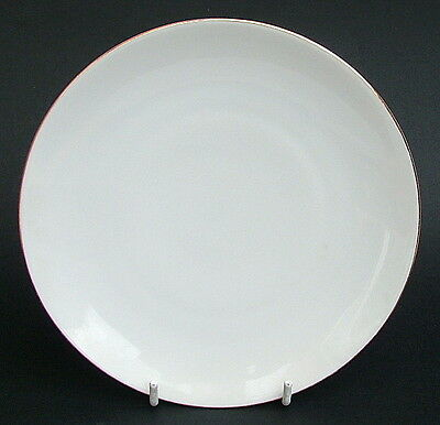 Thomas Medallion 746 Pattern Thin Gold Line Side or Bread  Plates 17.5cm in VGC