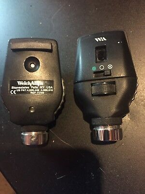 Welch Allyn 11720 Coaxial Ophthalmoscope Head 3.5V
