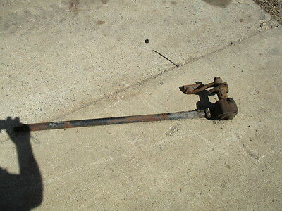 Ford pickup f4 flathead rat hot rod 48 49 50 1951 52 steering sector