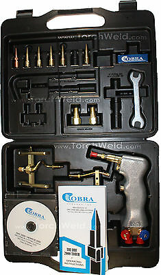 Detroitcobra Dhc 2000 Welding And Cutting Torch System - Standard Kit