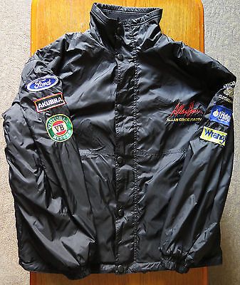 Allan Grice Racing Jacket Size S Utes V8 Supercars Motor Racing