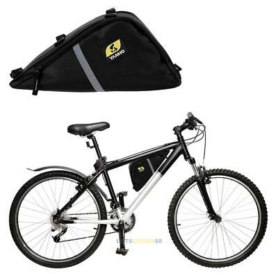IBERA BIKE FRONT Top Tube Triangle Frame Bag Saddle Pouch Storage ...
