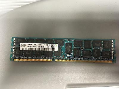 Hynix 224GB ECC DDR3 1600Mhz RAM (14 X 16GB sticks ) 2Rx4 PC3L - 12800R 11-12-E2