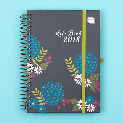 Boxclever Press  Formerly Organised Mum Life Book Diary 2018