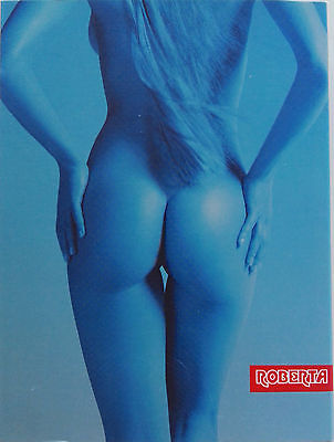 3X Perizoma Roberta Tanga Donna Aderente Tg. 3/m Color Pelle Made In Italy Thong
