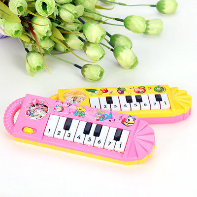 1PC HOT Kids Toddler Developmental Toy Musical Piano Baby Early Educational Toys